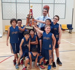 Basketball – Update 23rd January